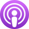 Symbol for Podcasts