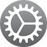 Ikona aplikacji Ustawienia