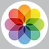 Ikona aplikacji Zdjęcia