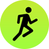 ikona aplikacji Trening