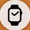 przycisk Tarcza zegarka