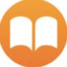 Ikona aplikácie Audioknihy
