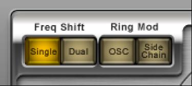 Ringshifterのモードボタン。