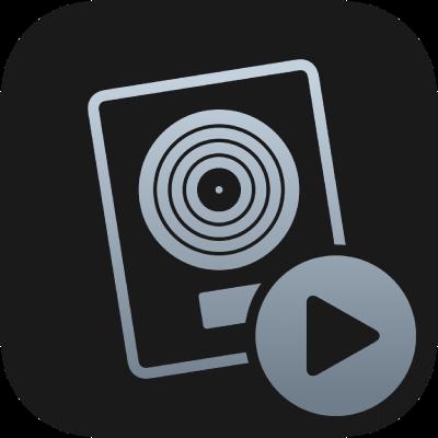 Icona de l'app Logic Remote