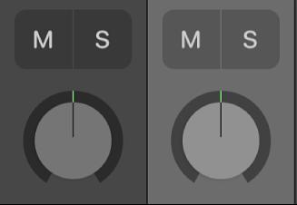 Figure. Pan knobs.