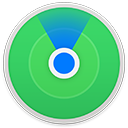 Icône de l'app Localiser