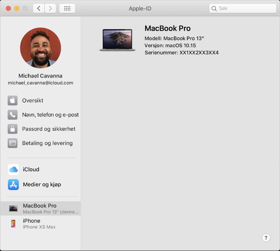 Ta skjermbilder på Mac Apple kundestøtte