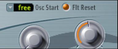 Figure. Filter Reset button.
