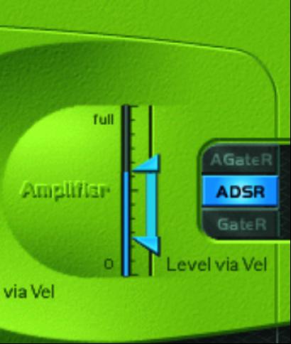 Figure. Amplifier parameters.