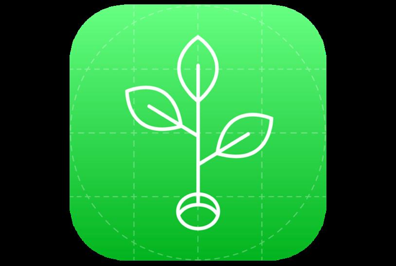 Logo d'AppleSeed pour les services informatiques.