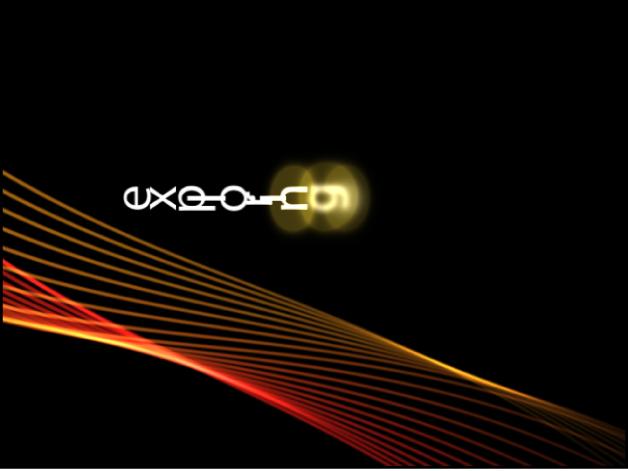 Canvas mit Text in einem Winkel von 90 Grad im Verlauf der gesamten Animation