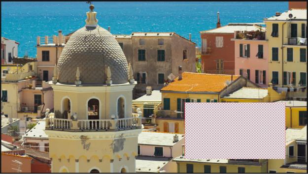 Canvas mit einem Objekt mit Offline-Medien