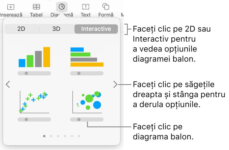Adăugarea unui desen la un document