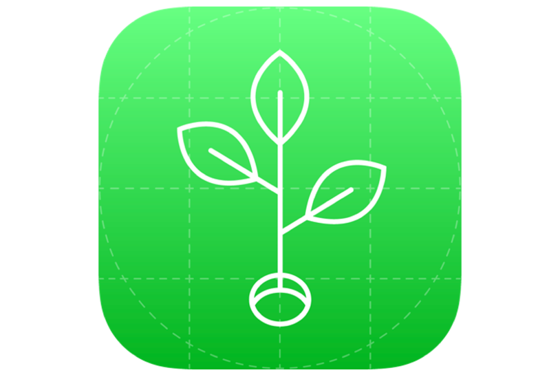 AppleSeed for IT-logotyp.