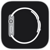 lietotnes Apple Watch ikona