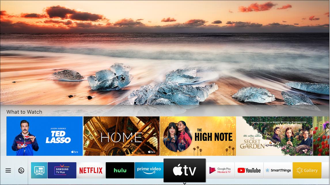AppleTV-appen