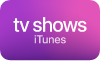 iTunes TV shows