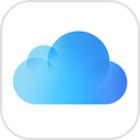 Ikona služby iCloudDrive.