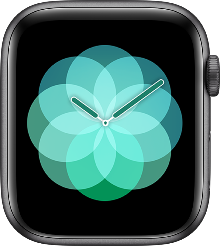 The Breathe watch face.