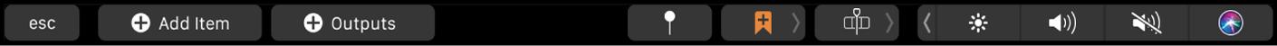 Basic batch selection button set