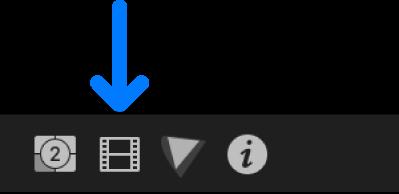 El botón Vídeo