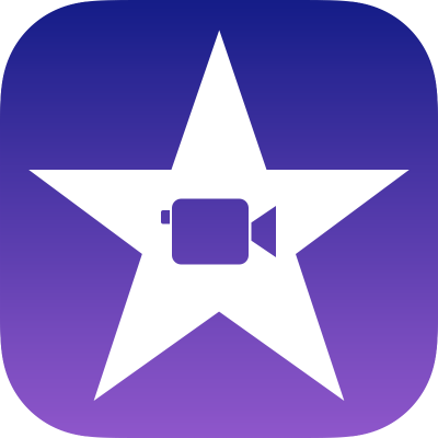 iMovie 剪辑图标