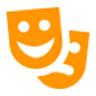 """Symbol """"Theatermodus"""""""