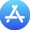 """Symbol """"App Store"""""""
