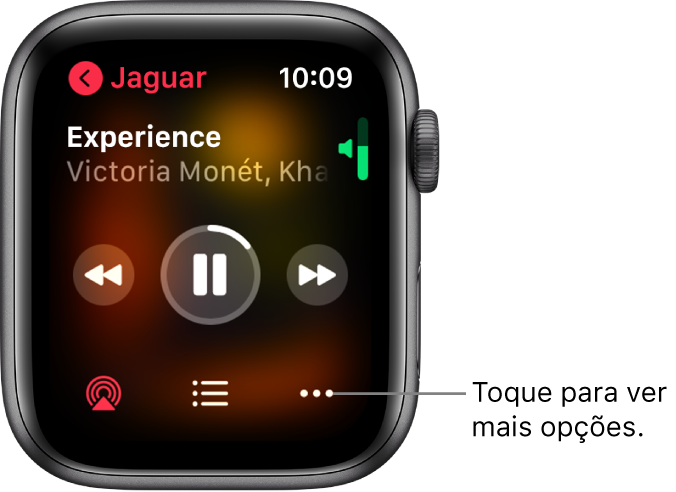 Reproduzir Música No Apple Watch Suporte Apple