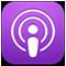 Icône de podcasts