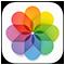 Icône de Photos