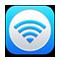 AirPort यूटिलिटी आइकॉन