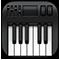 Symbool van Audio/MIDI-configuratie