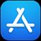 Pictograma App Store