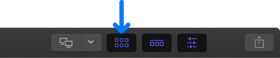 The Browser button in the toolbar