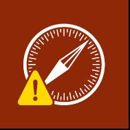Icône d'alerte de données distantes manquantes