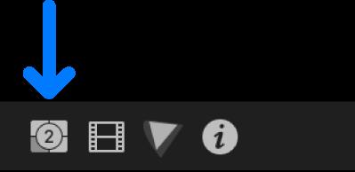「ジェネレータ」ボタン