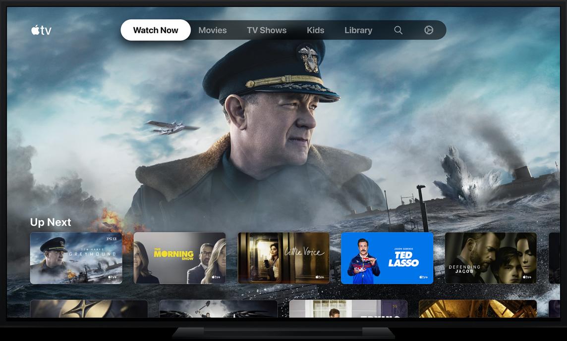 Изображение устройства AppleTV