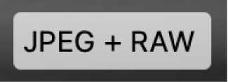 JPEG- + RAW-badge