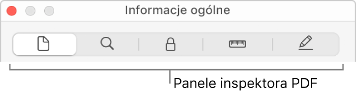 Panele inspektora PDF.