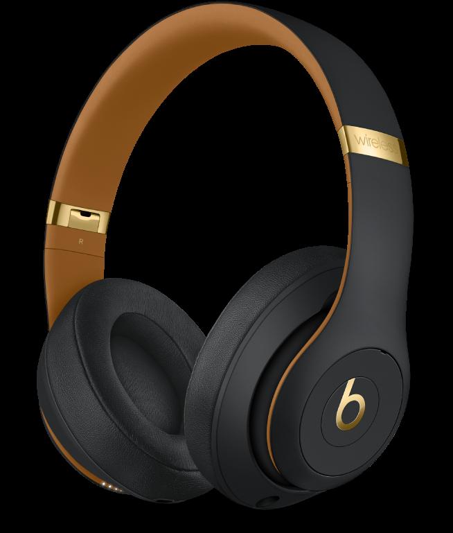 Беспроводные наушники BeatsStudio3 wireless соголовьем