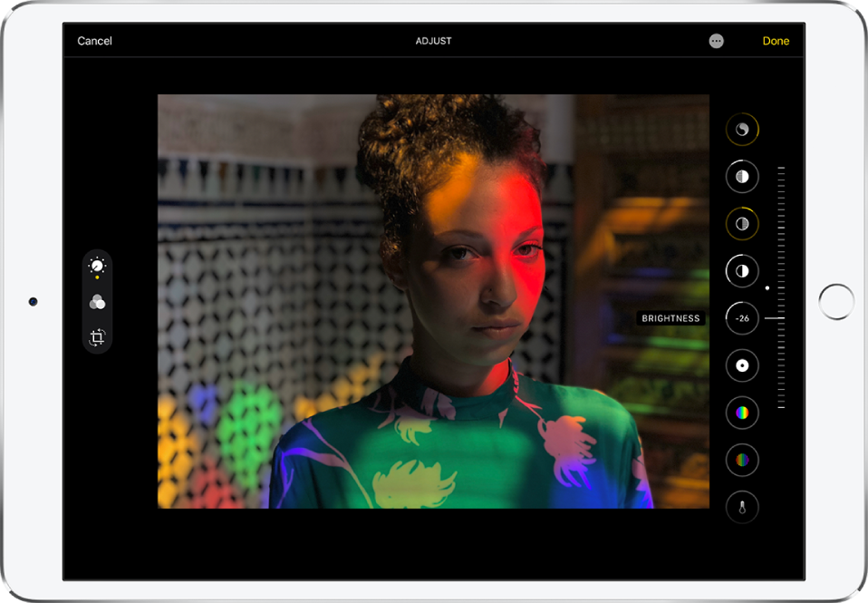 Edit Photos And Videos On Ipad Apple Support