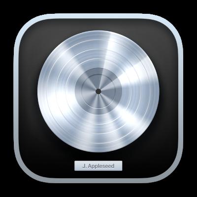 Icono de la aplicación LogicPro