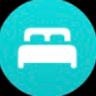 「睡眠」のアイコン