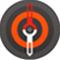 symbolen för Kompass