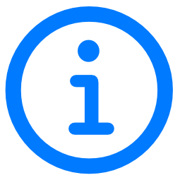 the Info button