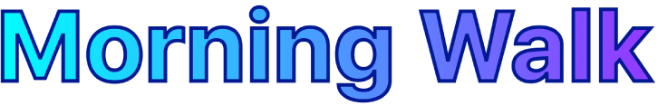 Contoh teks yang diberi gaya dengan isi gradien dan kerangka.