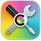 Εικονίδιο Βοηθήματος ColorSync