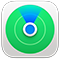 Ikon app Lacak
