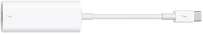 Thunderbolt3 (USB-C) to Thunderbolt2 Adapter